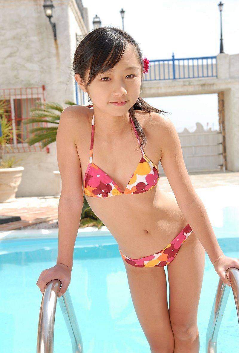 jr teen models in bikini