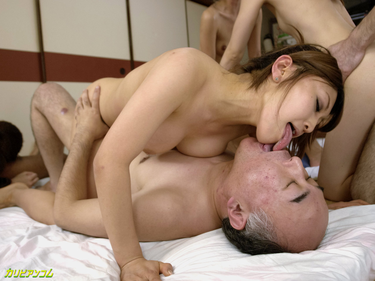 Very japanese nude drawing girl get fucked only