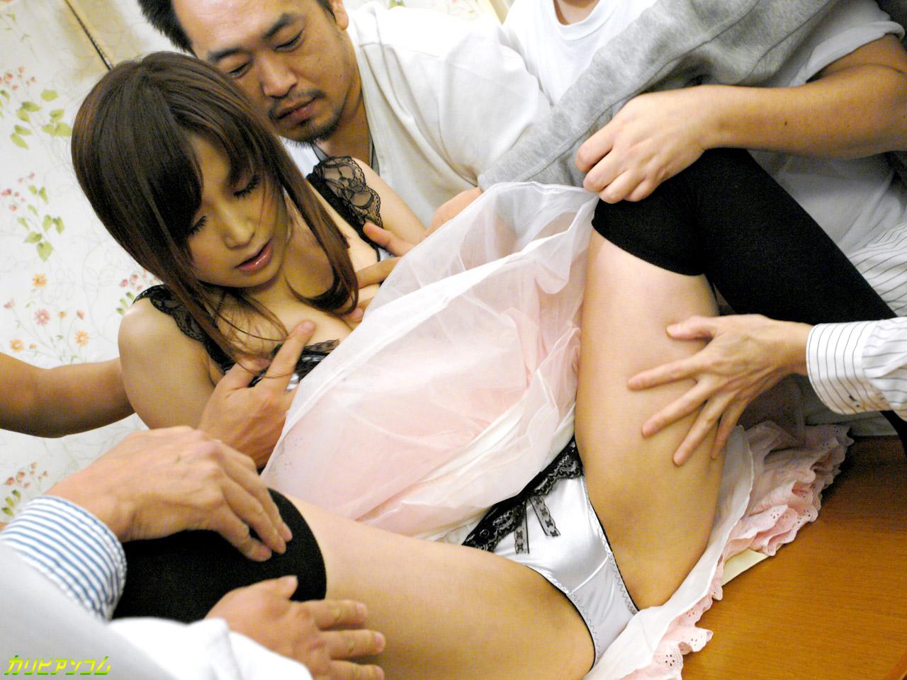 ハードコア・ウェイトレス4 田中志乃