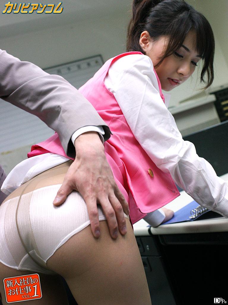 新入社員のお仕事 Vol.1 大沢佑香