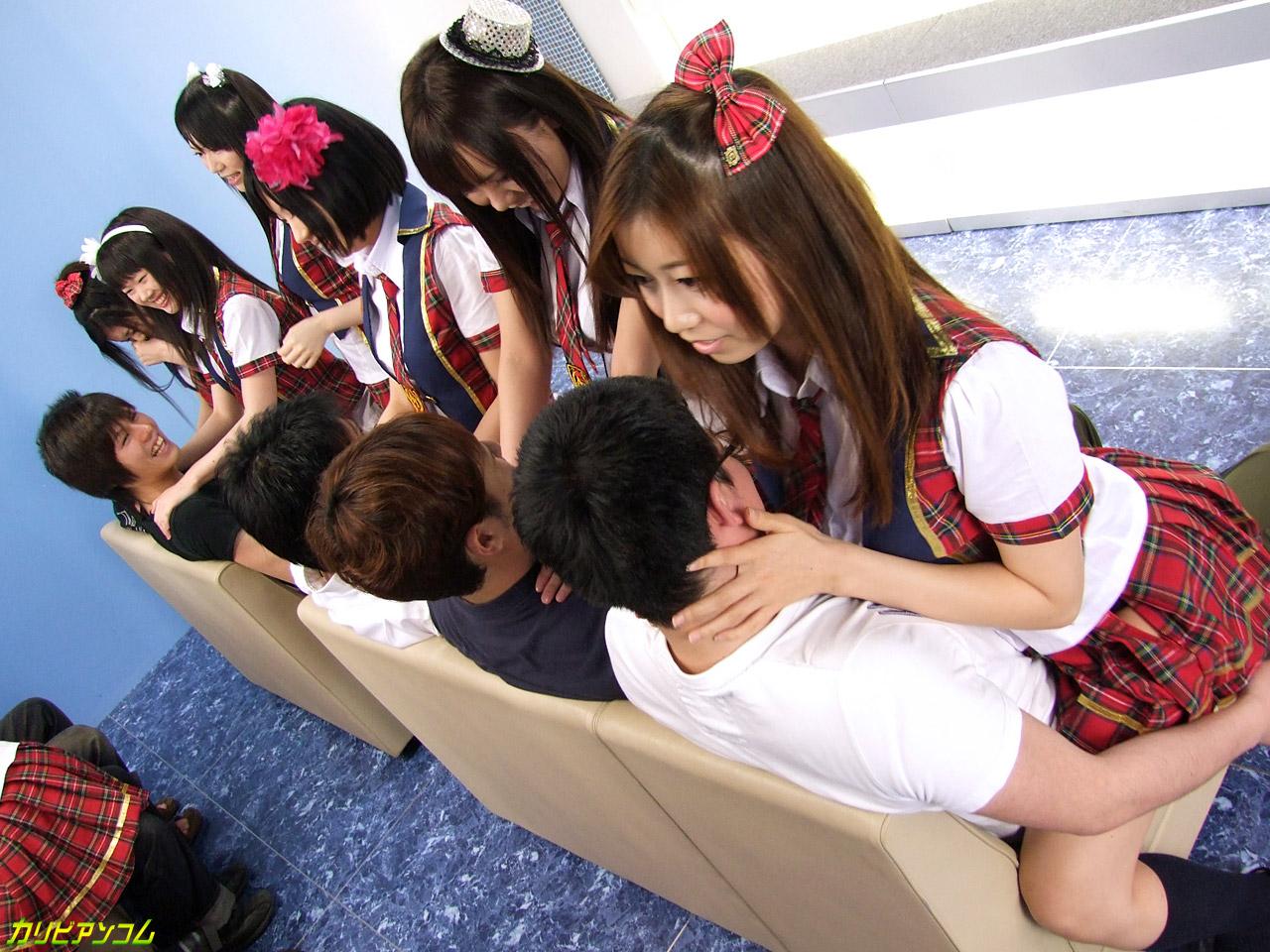 CRB48 新人選抜総選挙 稲川なつめ 美緒みくる 河西ちなみ 他7名