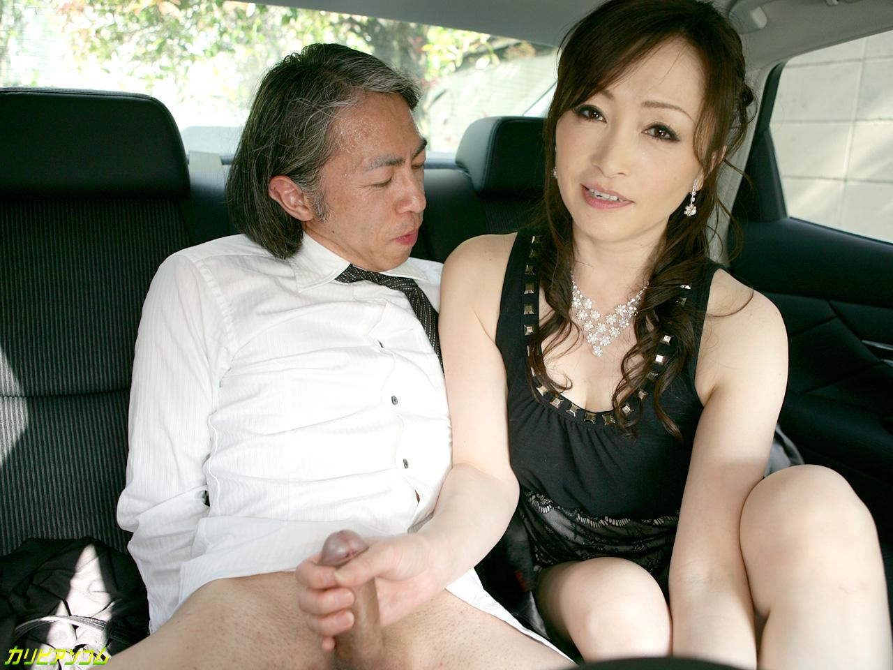 極上セレブ婦人 Vol.4 前編 美山蘭子
