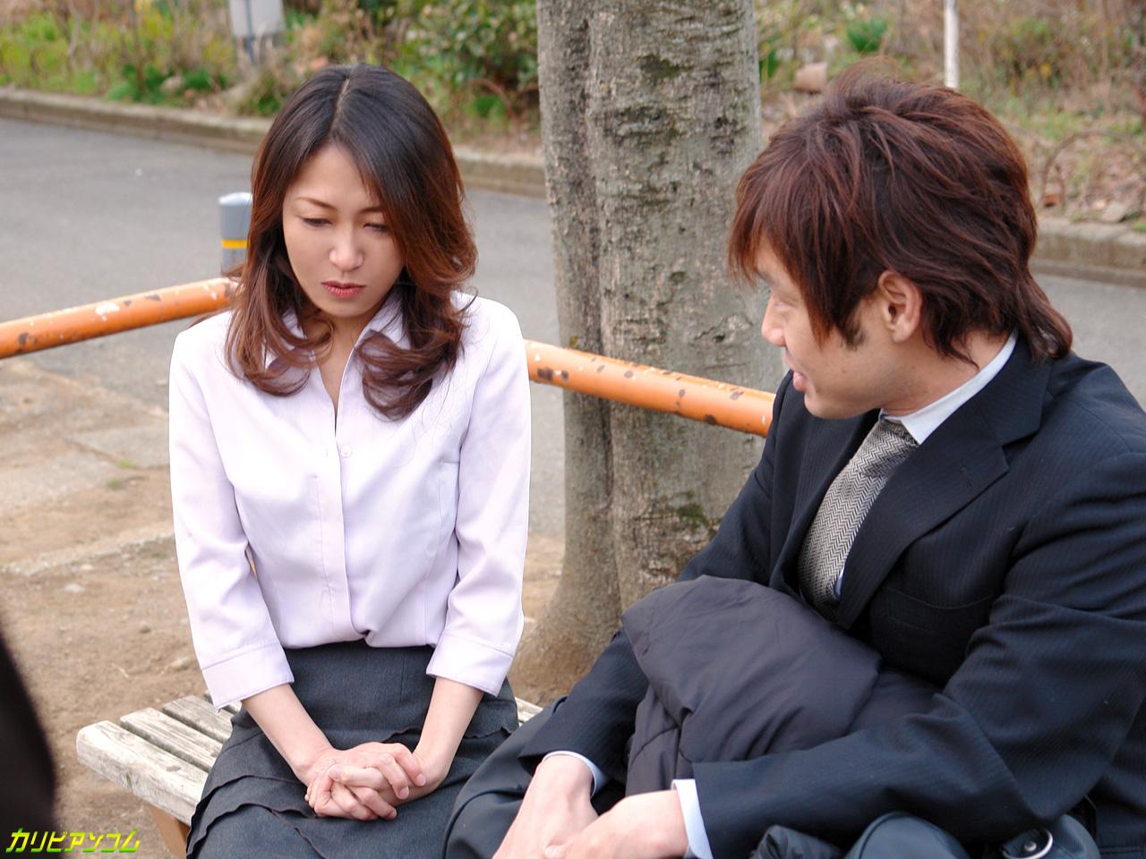 団地妻のおもいきッて逆ナン1 第三話 須藤紀子 長谷川花音