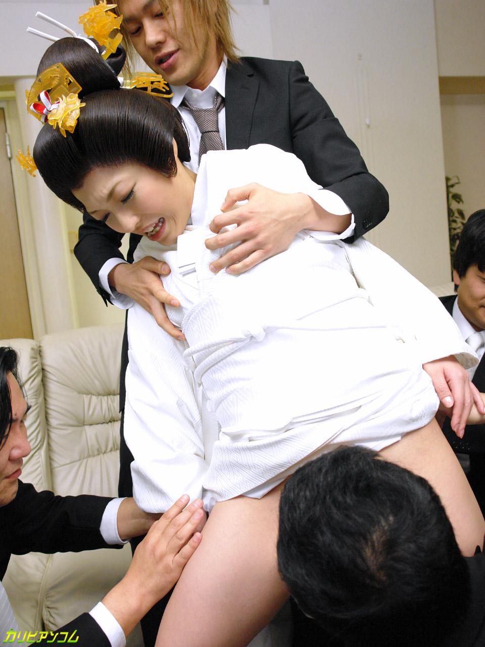 禁じられた関係9・後編 青山雪菜 (彩名ゆい)