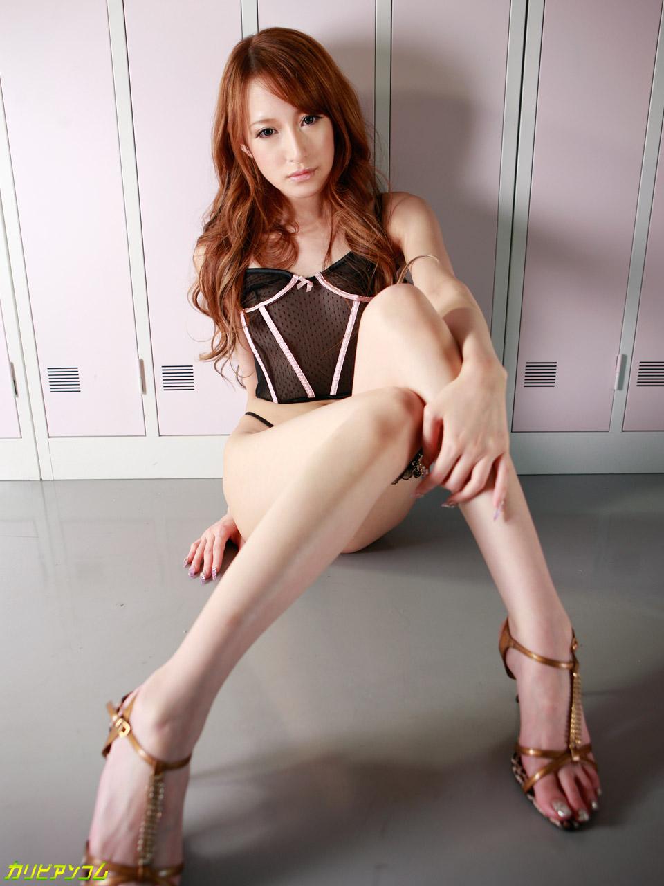 美人AV女優学校訪問 白咲舞