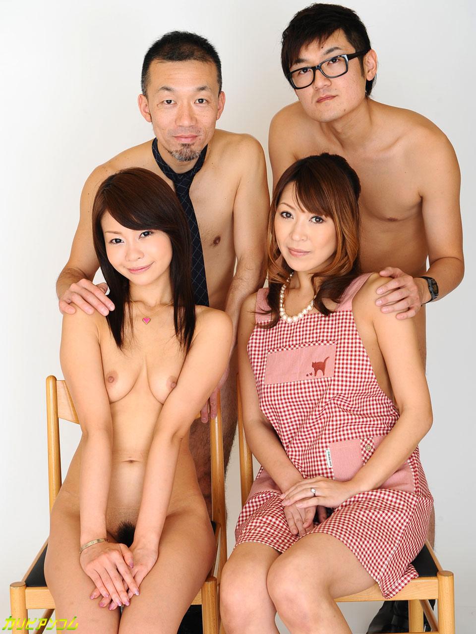 裸・家族 第1話 草凪純 愛音ゆり